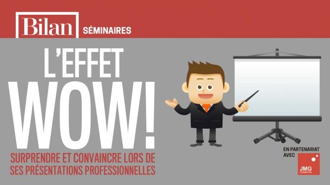 """Séminaire de formation """"l'effet WOW ! en présentations professionnelles"""" FER Genève Genève Billets"""