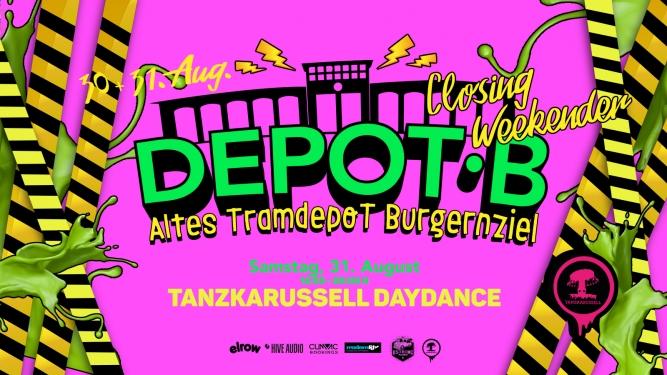 Tanzkarussell Daydance Depot Burgernziel Bern Tickets