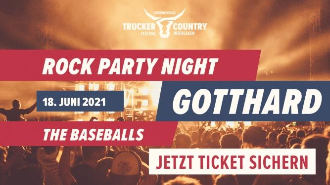 Rock Party Night Flugplatz Interlaken Tickets