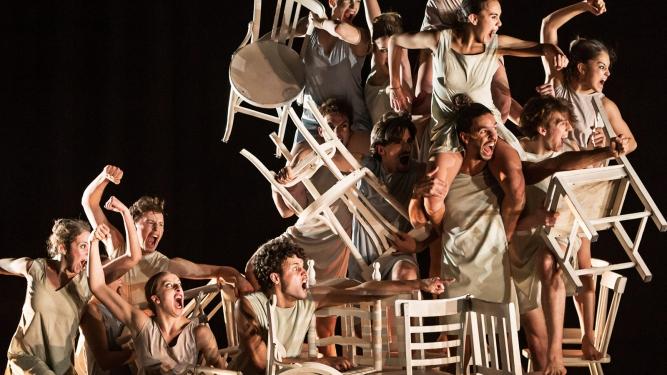 Steps: IT Dansa (E) Theater Casino Zug, Theatersaal Zug Tickets