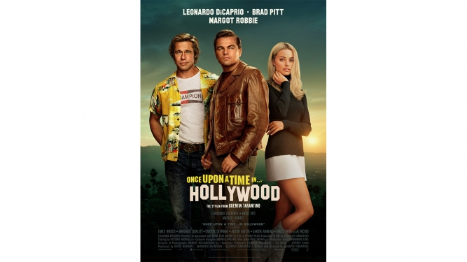 Once Upon A Time In Hollywood TCS Zentrum Betzholz Hinwil (ZH) Tickets