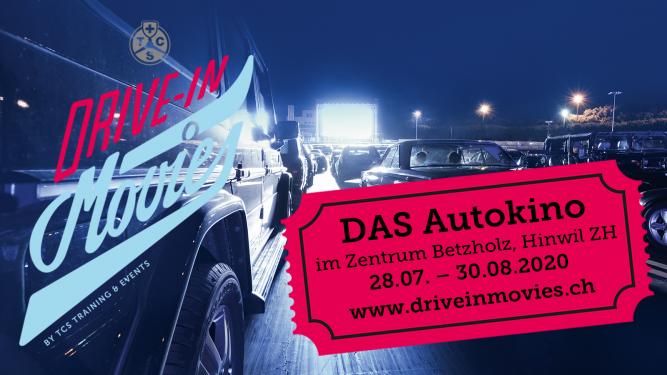 TCS Drive-In Movies Hinwil TCS Zentrum Betzholz Hinwil (ZH) Biglietti
