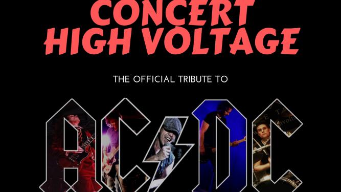 Concert High Voltage Trophée de la Venoge 2019 à La Sarraz La Sarraz Billets