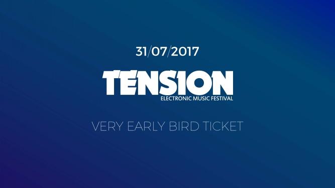 Tension Festival 2017 Gartenbad St. Jakob & Nachtlocation Münchenstein / Basel Tickets