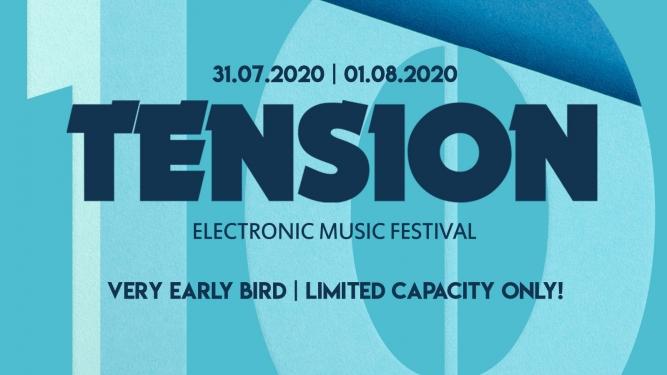 Tension Festival 2020 Gartenbad St. Jakob & Nachtlocation Münchenstein / Basel Tickets