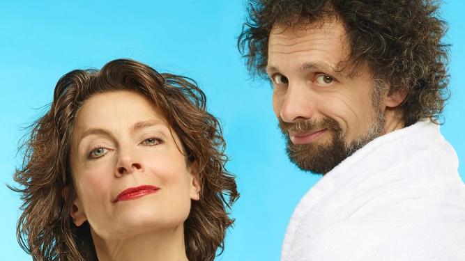 M. Sauveur & C. Maria Kitschen Theater im Teufelhof Basel Biglietti