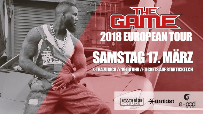 The Game X-TRA Zürich Tickets