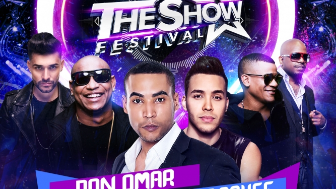 The Show Festival Stadthalle Dietikon Tickets