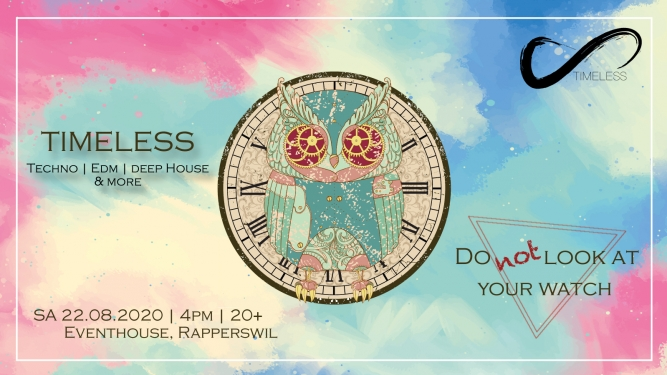 Timeless Eventhouse Rapperswil Rapperswil-Jona Biglietti
