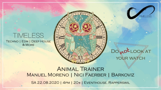 Timeless Eventhouse Rapperswil Rapperswil-Jona Tickets