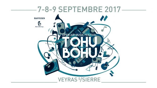 Tohu-Bohu festival Terrain des Crêtes Veyras s/Sierre Billets