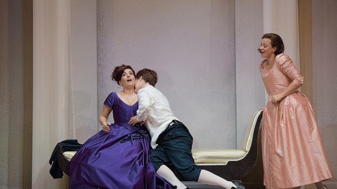 Le nozze di Figaro Theater St. Gallen Tickets