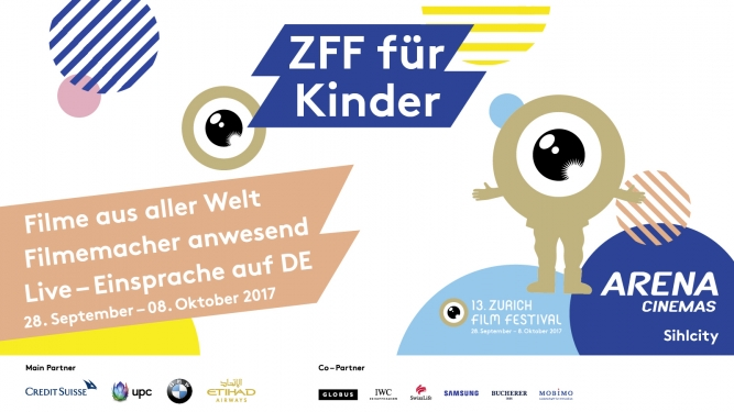 ZFF für Kinder Diverse Locations Diverse Orte Tickets