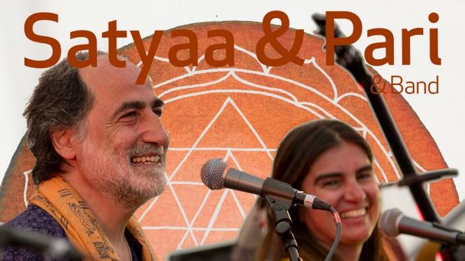 Satyaa & Pari Temple des Pâquis Genève Tickets