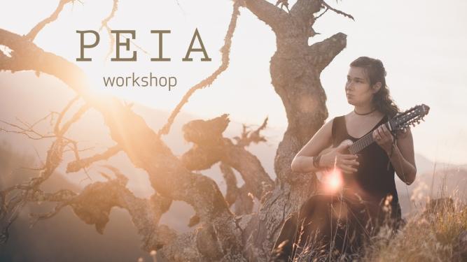 Peia Workshop 20.06.2019 (Kombiticket) Volkshaus Zürich, Gelber Saal Zürich Tickets