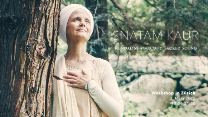 Snatam Kaur Workshop - Kundalini Yoga and Sacred Sound (Zusatzprodukt) Theater Spirgarten Zürich Tickets