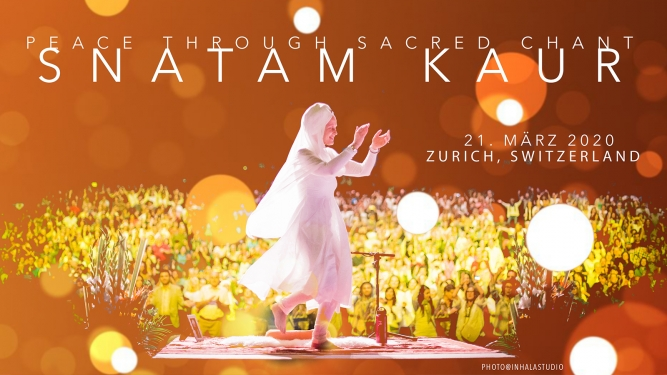 Snatam Kaur Diverse Locations Diverse Orte Tickets