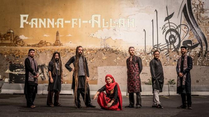 Fanna-Fi-Allah Volkshaus, Weisser Saal Zürich Tickets