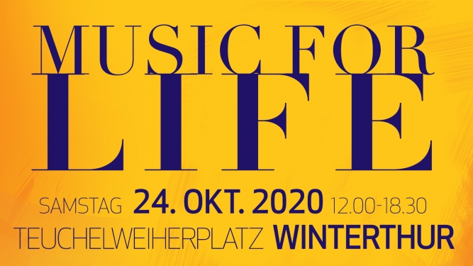 Music for Life mit Linard Bardill Teuchelweiherplatz Winterthur Tickets