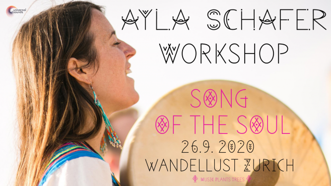 Ayla Schafer Workshop 1 Wandellust Zürich Zürich Tickets