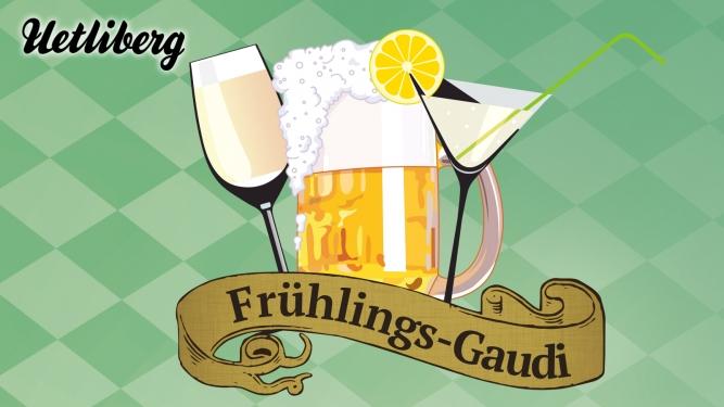 Starter-Package Frühlings-Gaudi Hotel UTO KULM Uetliberg Tickets