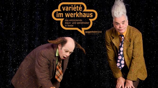 Variété im Werkhaus Werkhaus Liestal, EBL Gelände Liestal Tickets