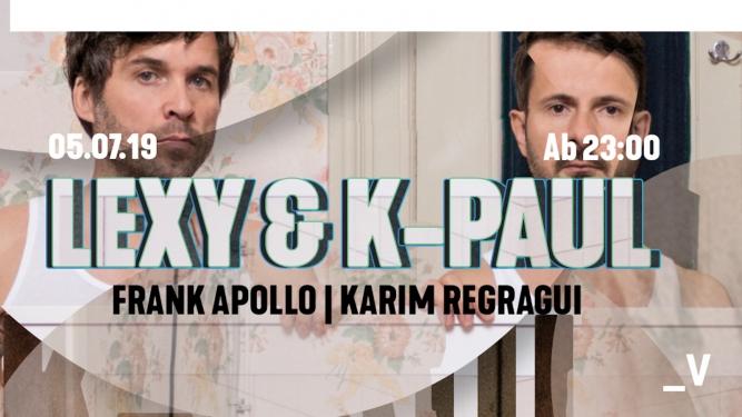 Lexy & K-Paul Viertel Klub Basel Tickets