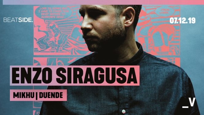 Enzo Siragusa Viertel Klub Basel Tickets