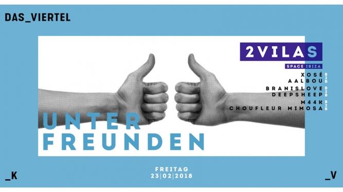 b2b Unter Freunden Viertel Klub Basel Billets