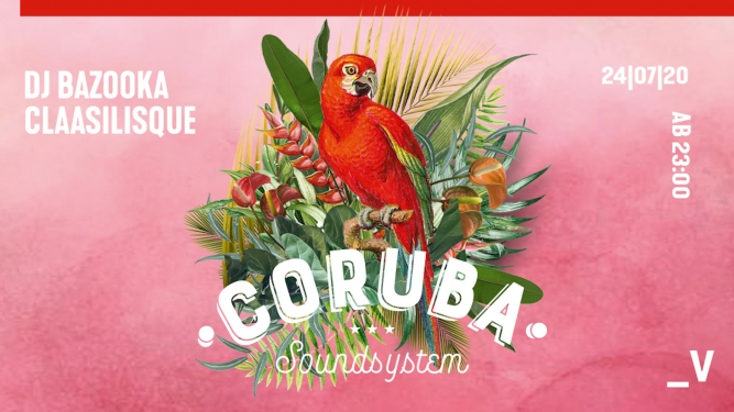Coruba Soundsystem Viertel Klub Basel Tickets
