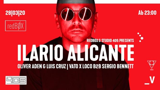 Ilario Alicante Viertel Klub Basel Tickets