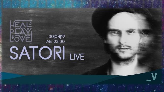 Heal Play Love w/ Satori Live Viertel Klub Basel Tickets