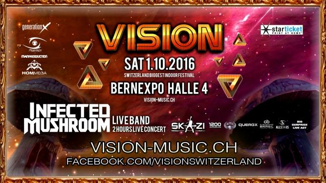 Vision Bern BernExpo Halle 4 Bern Biglietti