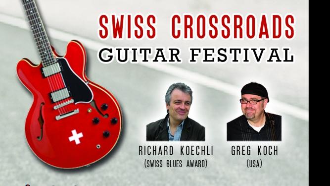 Swiss Crossroads Guitar Festival La Jordila Lugnorre (Vully FR) Tickets