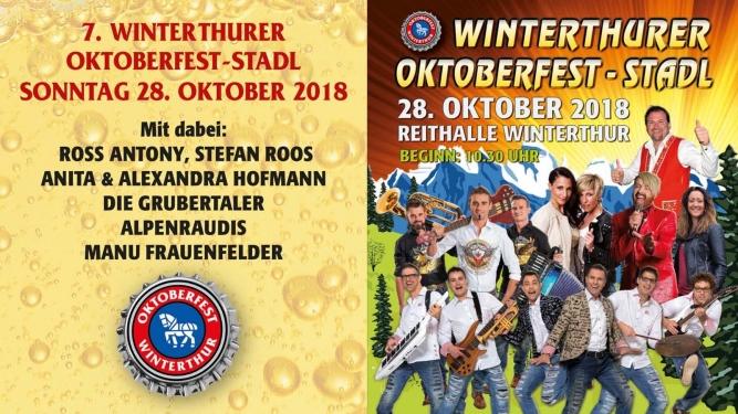 Winterthurer Oktoberfest Stadl Reithalle Winterthur Winterthur Biglietti