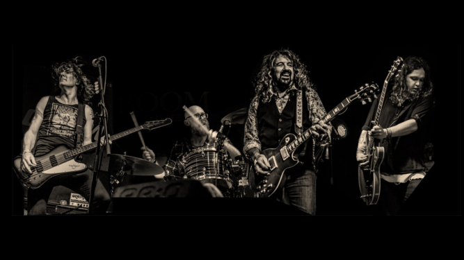 The Warner E. Hodges Band Kater Zürich Tickets