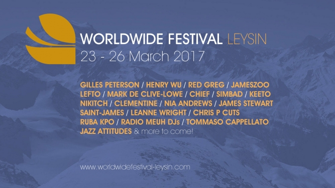 Worldwide Festival Leysin 2017 Leysarium & Top Pub Leysin Billets