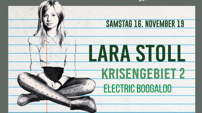 Lara Stoll Alte Schule Horgen Tickets