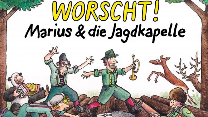 Marius & die Jagdkapelle Würth Haus Rorschach Tickets