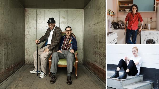 Rorschacher Kulturschraube - Strohmann-Kauz & Slam Poetry Deluxe Würth Haus Rorschach Tickets