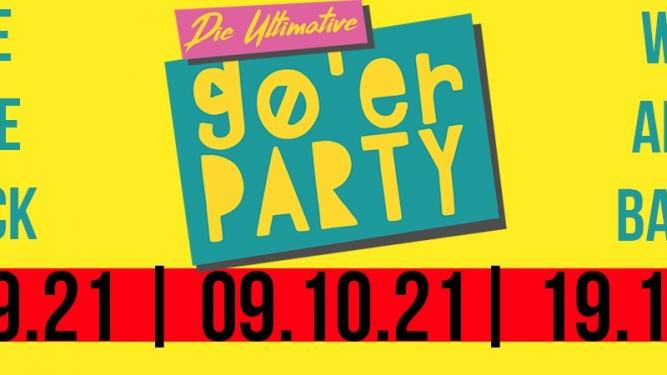 Die ultimative 90er Party X-TRA, Limmatstr. 118 Zürich Billets