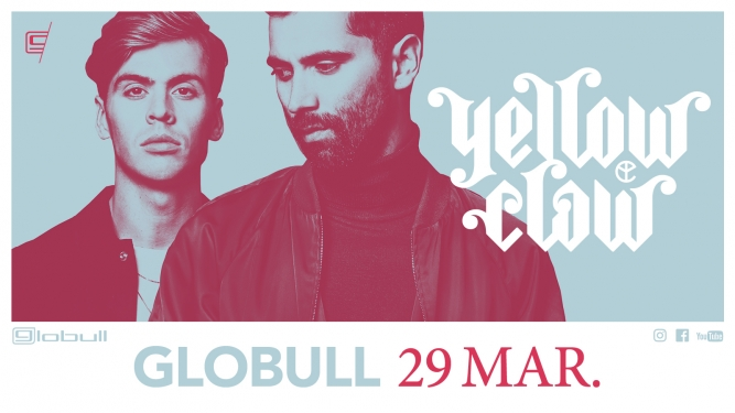 Yellow Claw Globull Bulle Billets