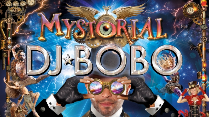 "DJ BoBo - ""Mystorial"" Several locations Several cities Tickets"