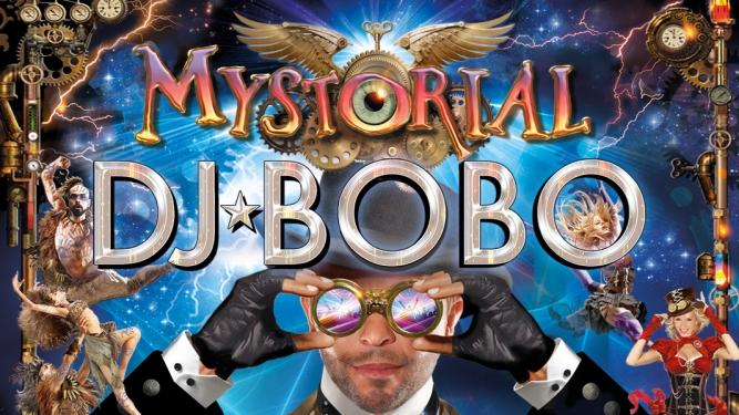 """DJ BoBo - """"Mystorial"""" Locations diverse Località diverse Biglietti"""