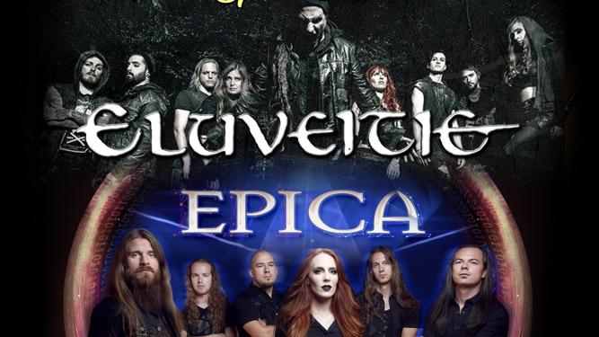 Eluveitie - Epica Z7 Pratteln Tickets