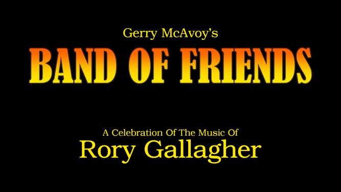 Gerry McAvoy's Band Of Friends Z7 Pratteln Tickets
