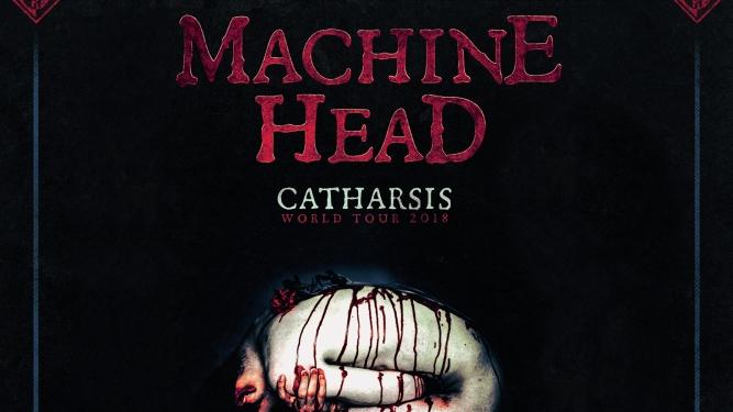 Machine Head (US) Les Docks Lausanne Tickets