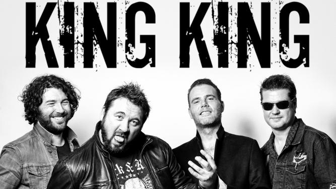 King King Atlantis Basel Tickets