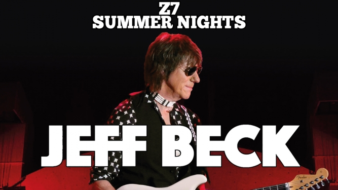 Jeff Beck Z7 Pratteln Tickets
