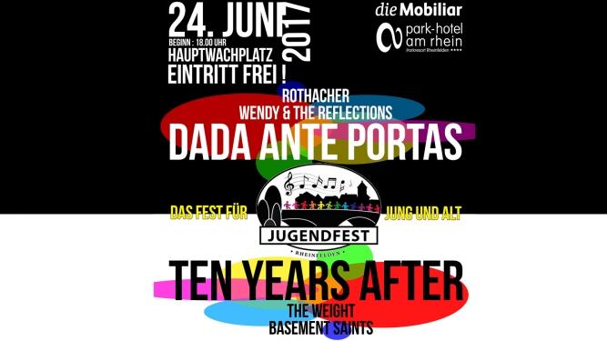 Ten Years After (Open Air) Jugendfest (Open Air) Rheinfelden Tickets